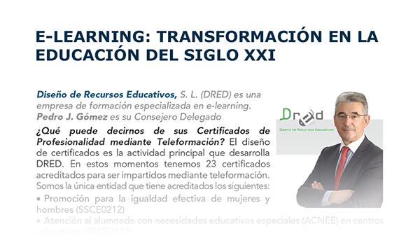 E-learning: Transformación en la educación del siglo XXI