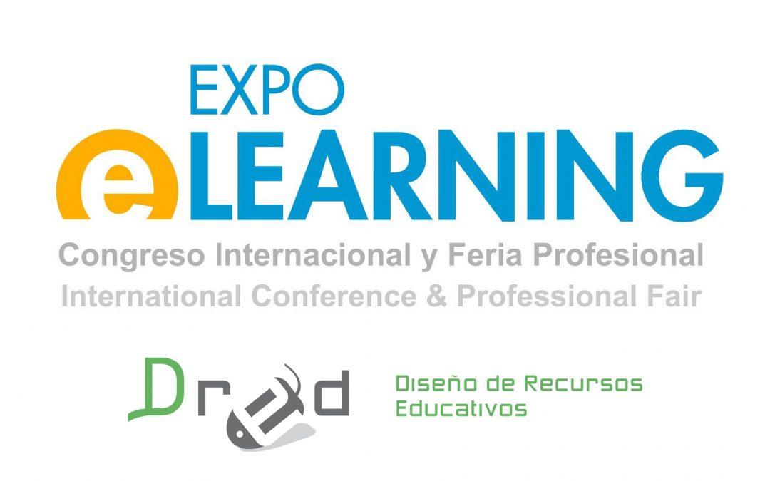 Dred recibe en sus stands de Expolearning y Expoformación a más de 120 empresas