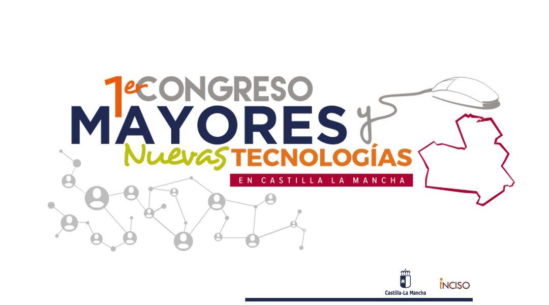 Participación de Pedro Gómez en el I Congreso de Mayores y Nuevas Tecnologías