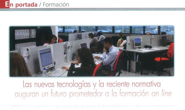 Futuro prometedor para la formación on-line